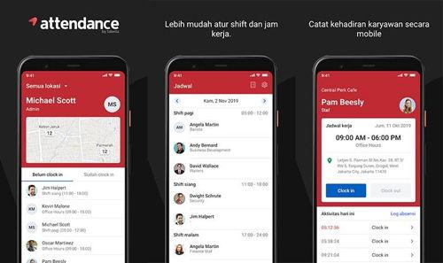 Aplikasi Absensi Karyawan Android Gratis terabik