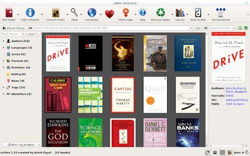 Aplikasi Perpustakaan Sekolah