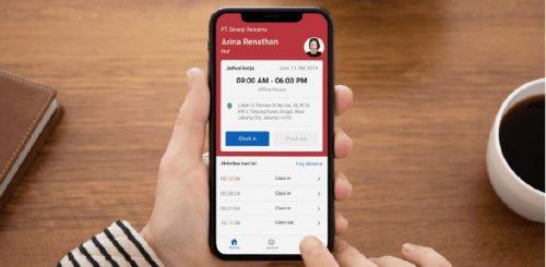 Aplikasi Absensi Karyawan Android Gratis
