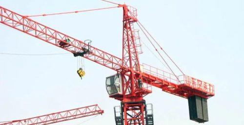 Kelebihan tower crane