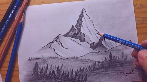 Cara Menggambar Ilustrasi